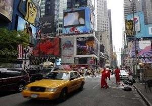 Полиция  Нью-Йорка не подтверждает причастность талибов к попытке взрыва
