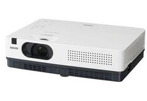 Sharp XR-55X - новый 3D проектор с усиленным видеопроцессингом