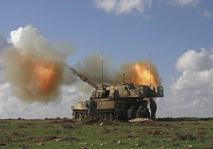 Немецкая армия  впервые применила в Афганистане тяжелую артиллерию