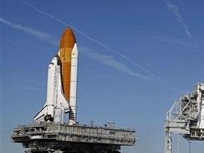 Запуск Discovery отложен в третий раз
