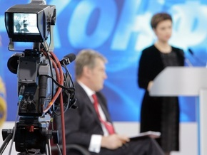 Выборы-2010: кандидаты начинают агитацию на телевидении за госсредства