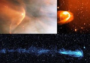 Новости науки - космос - Солнечная система: Ученые пришли к выводу, что у Солнечной системы есть хвост