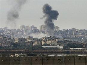 От авиаударов по сектору Газа погибли 195 человек