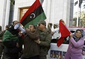 В Ливии итальянские журналисты подверглись жестокому обращению