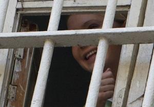 СБУ заявляет, что не проводило следственных действий в отношении Тимошенко с 4 ноября