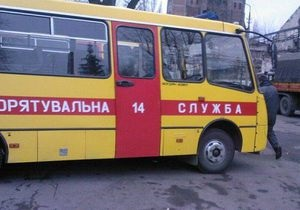 Авария на шахте Комсомолец Донбасса: один человек погиб, двое пропали