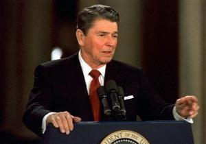 Рейтинг восьми последних президентов США возглавил Рейган