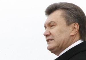 Янукович заявил, что знает всех, кто  грел руки  на махинациях с землей