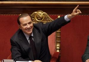 СМИ: Берлускони обещал своей любовнице место в итальянском парламенте