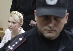 Суд арестовал Тимошенко