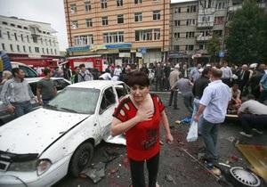 В России задержали владельца машины, взорвавшейся во Владикавказе