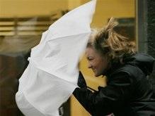 На юге и востоке Украины объявлено штормовое предупреждение