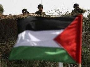 На границе с сектором Газа уничтожен палестинский боевик с гранатой