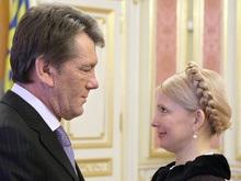 Политологи уверены, что Ющенко пытается дискредитировать Тимошенко