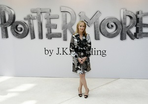 Джоан Роулинг раскрыла тайну нового проекта о Гарри Поттере