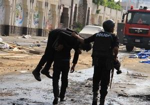 Египет - В результате взрыва в Египте погибли 24 полицейских