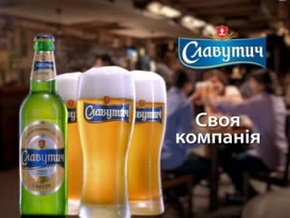 Красивые блондинки друзьям и пиву не помеха - новый ролик от «Славутич»