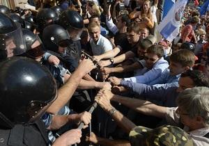 новости Киева - Киевсовет - оппозиция - Партия регионов - Власть нанесла три поражения оппозиции после заседания Киевсовета - регионал
