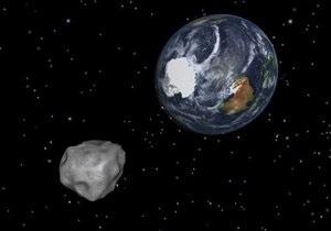 Год астероида 2012 DA14 сократился из-за гравитации Земли