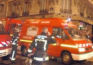 В пригороде Парижа неизвестные подожгли кошерный супермаркет