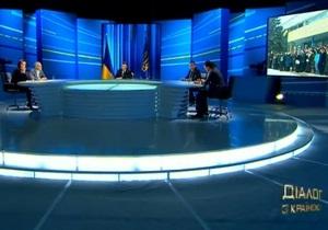 Диалог со страной  Виктора Януковича сенсацией не стал - DW