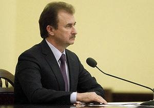 выборы мэра Киева - Попов - Попов об отставке: С поля боя бежать не буду