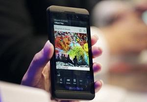 Скандал с BlackBerry. Эксперты говорят, что пользователи сдают 50% купленных смартфонов компании