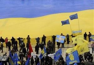 Партия регионов заявила, что не позволит устраивать в День Соборности  политические качели