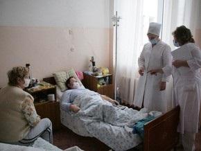 Число жертв гриппа и пневмонии в Украине достигло 404 человек