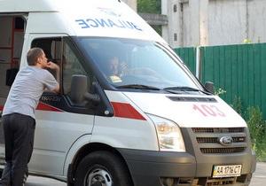 В Черкасской области водитель, объезжая ребенка, насмерть сбил его мать