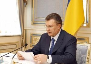 Из-за угрозы пожаров Янукович прервал отпуск и созывает СНБО