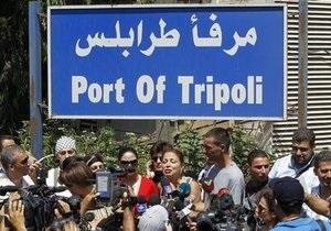Ливанцы отправят судно с 60-ю женщинами  прорывать блокаду  сектора Газа