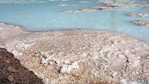 Когда Мертвое море стало мертвым?