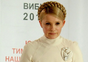 ПР: Тимошенко уверенно побеждает на родине Лозинского
