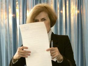 В госреестре избирателей нашли 94 ошибки в слове Олександр