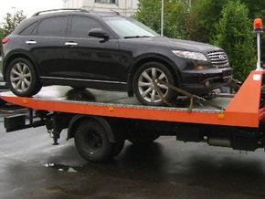 Кабмин утвердил порядок эвакуации транспортных средств