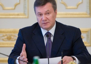 Янукович поручил урегулировать конфликт между ТВi и Нацсоветом