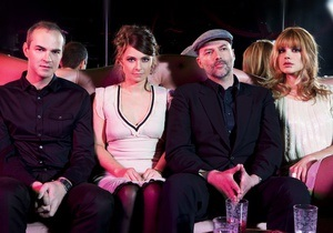 Группа Nouvelle Vague презентовала в Париже новый альбом