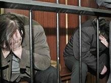 Обвиняемые в убийстве Гонгадзе попросили прощения у его матери