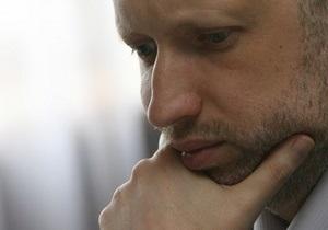 Генпрокуратура допросила Турчинова по делу Луценко