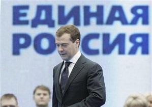 Единая Россия впервые примет участие в предвыборных теледебатах