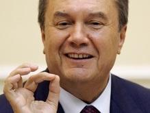 Янукович поздравил журналистов