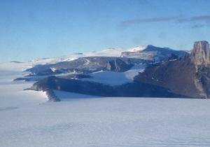 Малый ледниковый период в Средневековье распространялся до Антарктики