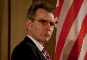 новый посол США - Новый посол США в Украине сегодня прибыл в Киев
