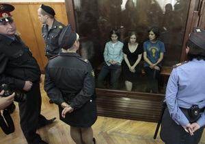Сотрудников московского СИЗО могут наказать за видео с Pussy Riot