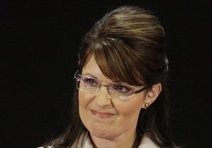 Сара Пэлин заявила, что не вставляла грудные имплантанты