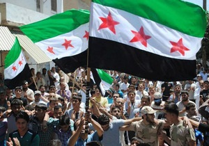 Frankfurter Allgemeine Zeitung: Сирийская оппозиция нуждается в помощи