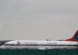Таиланд отказался платить Германии 20 млн евро за освобождение самолета тайского принца