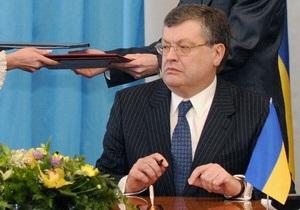 Оппозиция требует от главы МИДа отчета о делимитации Азовского моря с Россией