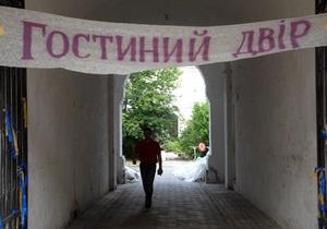 Киевсовет хочет передать Гостиный двор Укрреставрации для реконструкции
